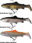 Savage Gear 3D Rattle Trout 27,5 cm; 275 g; moderat sinkend / moderate sink