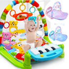 Lovely Baby Educational Playmat Musical Piano Activity Soft Fitness Gym Gift