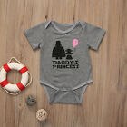 Star Wars Newborn Kids Baby Girl Romper Bodysuit Cotton Summer Clothes Outfit US $5.19 USD on eBay