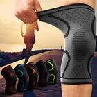 1 Pair Knee Support Brace Arthritis Pain Relief Gym Sports Basketball Running