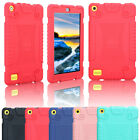 Shockproof Rubber Bumper Soft Case For Amazon Kindle Fire 7 7th Gen 2017 Tablet