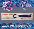2018 OFFICIAL UNITY BAND FOR CRUK (OFFICIAL SELLER)