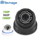 Techage 1080P 960P 720P CCTV IP Camera P2P Onvif HD Home Security Surveillance