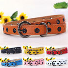 Waistband Pu Colorful Baby Leather Buckle Adjustable Kids Multi-color Belt Boys