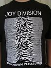 JOY DIVISION Unknown Pleasure Music punk rock t-shirt  image
