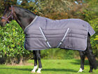 Horseware Rambo Stable Cosy Rug Heavy 400g Charcoal/Silver