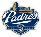 New San Diego Padres Fan Vinyl Sticker Decal *SIZES* Bumper Cornhole Truck Car on Ebay