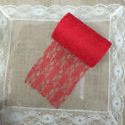 22M Lace Table Runner Roll Wedding Party Festival Banquet Chair Decor Supplies