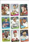 2014 Topps Heritage Baseball Pick From List (251-425) Rookies & Vets Available