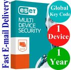 ESET Multi-Device Security 1 Device / 1 Year (Unique Global Key Code) 2018
