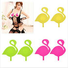 Fashion Women SEXY Adhesive Nipple Covers Stickers Lingerie Pasties Birds 3Color