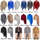 Women Fashion Shawl Wrap Large Scarf For Bridal Prom Wedding Party Evening Dress