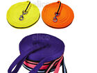 Padded Horse Lunge Line 8 Metres With Loop Handle Horse Pony Training Lunging