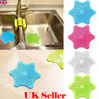 UK Home Kitchen Bath Tub Sink Strainer Filter Plug Drain Cover Food Hair Stopper