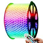 Waterproof IP65 Light 240V LED 5050 SMD RGB Strips 60 per metre Connection Kit
