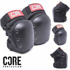 CORE Protection Street Pro Knee Pads (Skate/BMX/Scooter Pads)