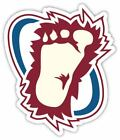 Colorado Avalanche Vinyl Sticker Decal **SIZES** Cornhole Truck Wall Bumper Car $4.29 USD on eBay