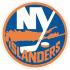 New York Islanders Vinyl Sticker Decal *SIZES* Cornhole Truck Wall Bumper Car $22.99 USD on eBay