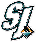 San Jose Sharks Logo Vinyl Sticker Decal **SIZES** Cornhole Wall Car Bumper $22.99 USD on eBay