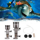 Aquarium Fish Tank Accessory Protein Skimmer Coral Reef Separator Filter Pump