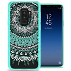 For Samsung Galaxy S9 Plus Case Hard Back Bumper Slim Shockproof Phone Cover