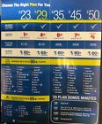 Preloaded LYCAMOBILE 3in1 SIM Card $23/$29/$35 PLANS1 OR 2 Months