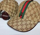 GUCCI CAP NEW WITH TAGS BEIGE