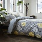 Modern Wardley By Racing Green,Quilt-Duvet Cover Sets-Luxury 180 Thread Count.