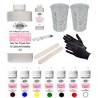 Resin Casting Water Clear Kit Pigment Dye Colour Jewellery Making Embedding Lot
