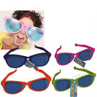 Joke Glasses Clown Huge Coloured Comedy Fun Magic Novelty Silly Gag Kids Adults