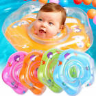 Baby Kids Child Infant Swimming Neck Float Inflatable Safety Ring 0-18 Months