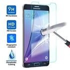 Samsung Galaxy J7 2017 Shockproof Tempered Glass Screen Protector Bubble Free