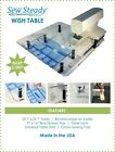 Sew Steady Ultimate Wish Table Package to fit  PFAFF PERFORMANCE 5.0 top loading