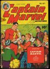CAPTAIN MARVEL ADVENTURES #48-FAWCETT COMICS-good G