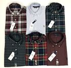 POLO RALPH LAUREN MENS GENUNE NEW PLAID CHECK COTTON OXFORD SHIRTS ALL SIZES
