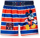 MICKEY MOUSE UPF-50+ Bathing Suit Swim Trunks w/Optional Sunglasses Sz. 2T 3T 4T