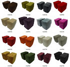 Ma-(1Pair+head cover) Chenille Loveseat Sofa Square Arm Caps Cover Antimacassar