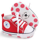 Newborn Baby Boy Girl  Shoes Infant Sneakers Toddler PreWalker Trainers 0-18 UK