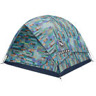 Burton Big Agnes Rabbit Ears 6 Unisex Tent - Block Quilt Print One Size