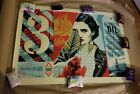 Wrong Path Large Format Obey Giant Shepard Fairey Signed Numbered Print Poster