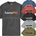 Timberland PRO T Shirt Men Screen Printing Short Sleeve Logo T-Shirt A1HOQ Tee image
