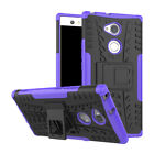 Shockproof Sony Xperia XA2 Ultra Case Hard Protective Kickstand Slim Phone Cover