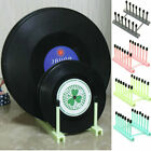 """One Vinyl Record drying Stand -Fit 12""""or 7"""" Album Holder- LP Record Rack"""