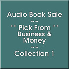 Audio Book Sale: Business & Money (1) - Pick what you want to save