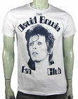 Punk Glam Rock David Bowie  Fan club Ziggy Stardust Aladdin Sane