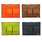 LIHIT LAB. - Bag in Bag Size A4 Orange Brown Yellow Green Black