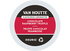 Van Houtte Raspberry Chocolate Truffle Coffee 24 to 96 K cups Pick Any Largeness