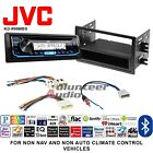 JVC KD-R99MBS Marine Radio Stereo CD Player Install Mounting Kit Bluetooth