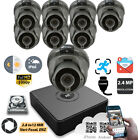 Hikvision 4CH 8CH Full HD 1080P DVR IR Outdoor CCTV Security Camera System Kit