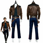 Solo A Star Wars Story Han Solo Cosplay Costume Suit Uniform Outfit $87.4 USD on eBay